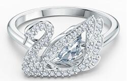 Luxusní prsten s labutí Swan 5534842
