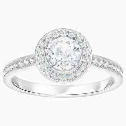 Luxusos gyűrű csillogó Swarovski kristállyal  540918