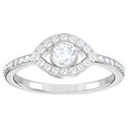 Luxusní prsten s třpytivými krystaly Swarovski Luckily 5409178