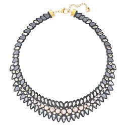 Masivní náhrdelník s krystaly Swarovski Slake Pulse 5244212