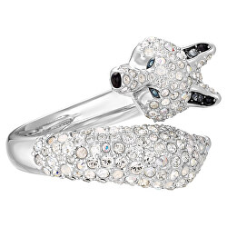 Originální prsten s krystaly Swarovski Polar Bestiary 55150