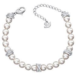 Oslnivý perličkový náramek s krystaly Originally 5466878