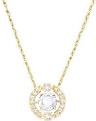 Pozlacený náhrdelník Sparkling Dance 5284186