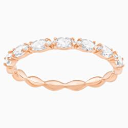 Aranyozott csillogó gyűrű VITTORE MARQUISE 5366571