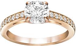 Bronzový třpytivý prsten ATTRACT 51842/5149218