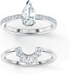 Sada dvou prstenů Attract 5572668