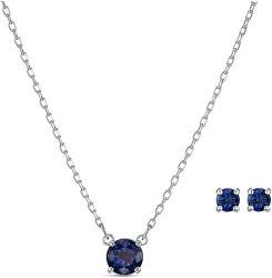 Sada třpytivých šperků Attract 125th Anniversary 5536554 (náušnice, náhrdelník)