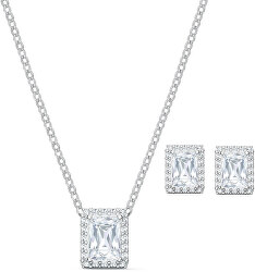Slušivá sada šperků s třpytivými krystaly Angelic 5579842