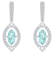 Třpytivé náušnice s krystaly Sparkling Dance 5485723
