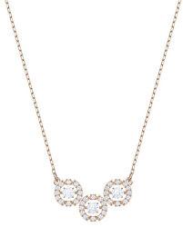 Trblietavý náhrdelník Sparkling Dance 5480482