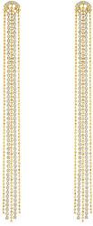 Výrazné dlouhé náušnice s krystaly Swarovski Fit 5504572
