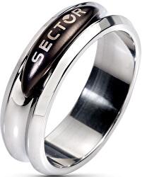 Pánsky oceľový prsteň Challenge I410