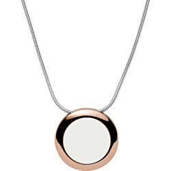 Dámsky bronzový náhrdelník Sea Glass SKJ1335998