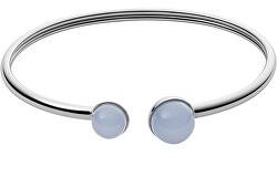 Otevřený ocelový náramek Sea Glass SKJ1435040