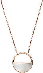 Štýlový bronzový náhrdelník SKJ0997791