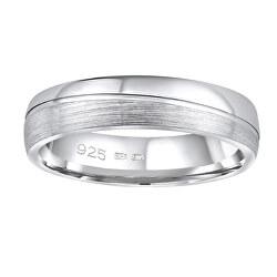 Snubní stříbrný prsten Glamis pro muže i ženy QRD8453M