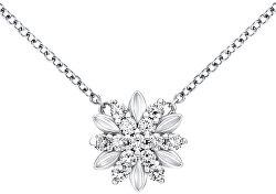 Stříbrný náhrdelník ALIVIA s krystaly Swarovski MWN10855A