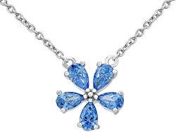 Strieborný náhrdelník ALEXANDRIA s kryštálmi Swarovski MW10816A