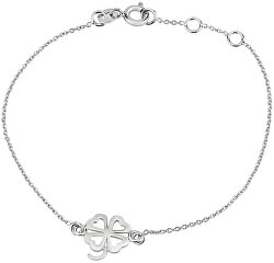 Silber Armband Kleeblatt ZTJB120680
