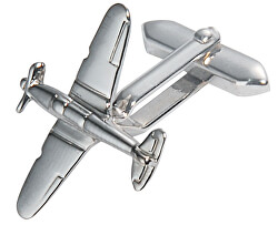 Manžetové knoflíčky Letadlo 35.494R