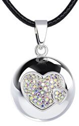 Dámský náhrdelník Rolnička Hearts BH20