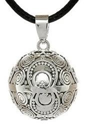 Dámsky náhrdelník Rolnička Mandala FS20