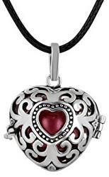Dámský náhrdelník Rolnička Srdce Vintage K9SC18