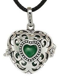 Dámský náhrdelník Rolnička Srdce Vintage K9SZ18