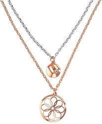 Bicolor ocelový náhrdelník TH2780069