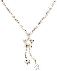 Bronzový náhrdelník s hvězdičkami TH2700849