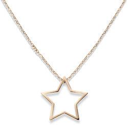Bronzový náhrdelník s hvězdou TH2700852