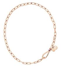 Elegantní bronzový náhrdelník TH2780333