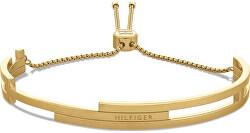 Elegantes vergoldetes Armband TH2780391