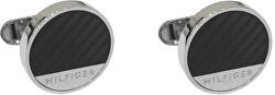 Moderní ocelové manžetové knoflíčky TH2790285