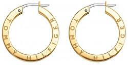 Női aranyozott fülbevalók TH2780206