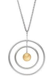 Bicolor náhrdelník Beth s přívěskem TJ143