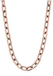 Růžově zlacený náhrdelník Doreen TJ162