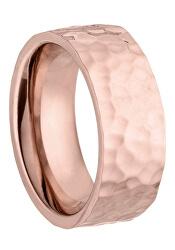 Růžově zlacený prsten Vicky TJ205