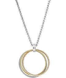 Tricolor náhrdelník Patty s přívěskem TJ120