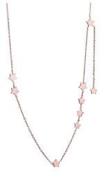 Bronzový náhrdelník s hvězdičkami