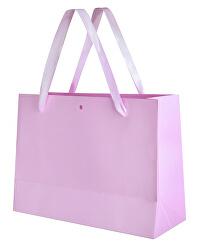 Fialová dárková taška
