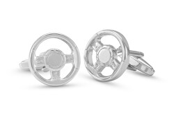 Kruhové manžetové knoflíčky Volant KS-170