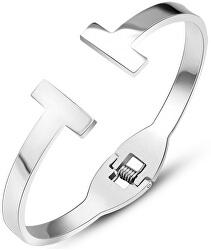 Luxusní ocelový náramek pro ženy