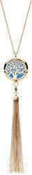 Multifunkčný pozlátený náhrdelník Strom života s vymeniteľným stredom Aroma 132468J