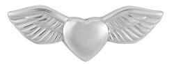 Něžná brož srdce s křídlama KS-229