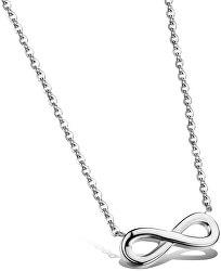 Ocelový náhrdelník Nekonečno KNS-271