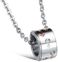 Partnerský náhrdelník pre dámy KNSC-055-FEMALE