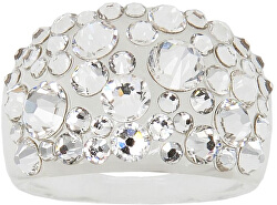 Prsten Bubble Crystal