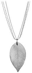 Stříbrný náhrdelník s vavřínovým listem Laurel