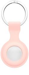 Světle růžové pouzdro pro Apple AirTag Pink